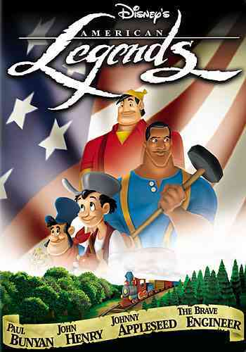 AMERICAN LEGENDS BY JONES,JAMES EARL (DVD)